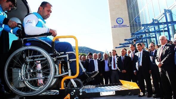 Muğla'da 8 Bin 980 Engelli Evde Bakılıyor