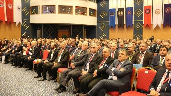 Türk-iş Genel Kurulu Başladı