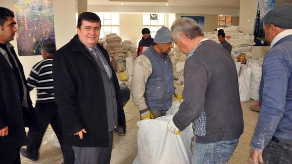 Sorgun'dan Yardım Tırları Bayırbucak Türkmenleri İçin Yola Çıktı