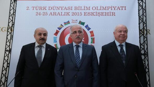'2'İnci Türk Dünyası Bilim Olimpiyatı' Tanıtım Toplantısı Yapıldı
