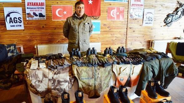 Fatsa'dan Bayırbucak Türkmenlerine Yardım Devam Ediyor