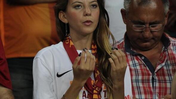 Beşiktaş- Galatasaray maçı fotoğrafları (5)