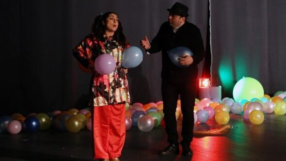 Maltepeli Çocuklar 2016'ya Tiyatroyla Merhaba Dedi