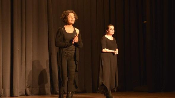 'Othello Bir İntikam Provası' Oyununa Tiyatro Severlerden Yoğun İlgi
