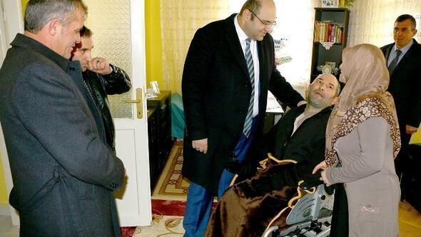 Başkan Orhan'dan Örnek Bir Hizmet Daha