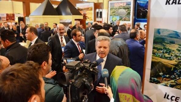 Dünyanın 5. Büyük Fuarına En Büyük Katkı Erzincan'ın