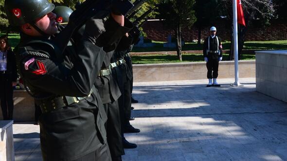 Şehitleri Anma Günü ve Çanakkale Deniz Zaferinin 101. yılı