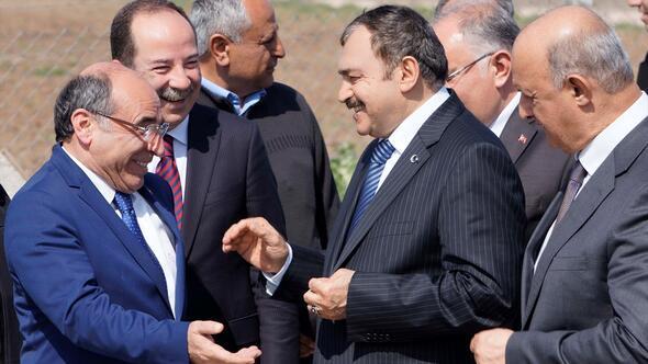 Orman ve Su İşleri Bakanı Eroğlu Edirnede