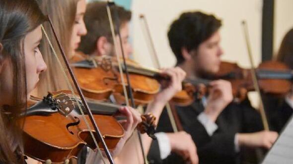 Trakya Akademi Oda Orkestrası Süleymanpaşalılara müzik ziyafeti verdi