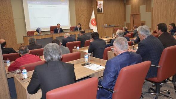 Tokatta Adem Dizer yeniden İl Genel Meclis başkanı oldu