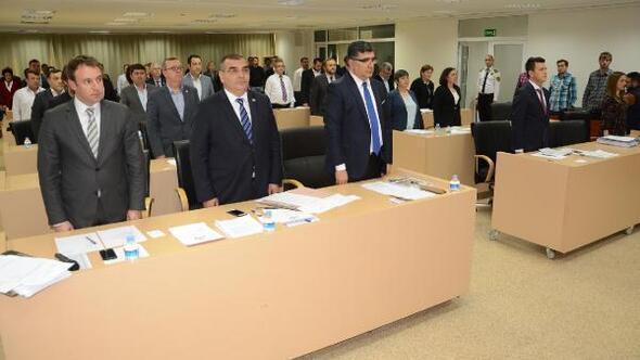 Çorlu Belediyesi Nisan ayı meclis toplantısı yapıldı
