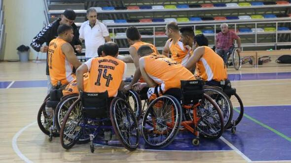 Şanlıurfa Engelli Basketbol Takımı Süper Lig yolunda
