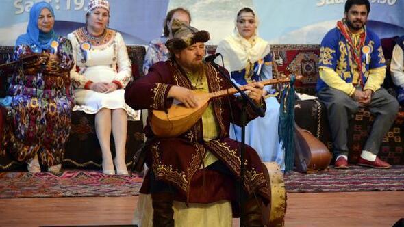 Türk dünyasını buluşturan etkinlik sona erdi