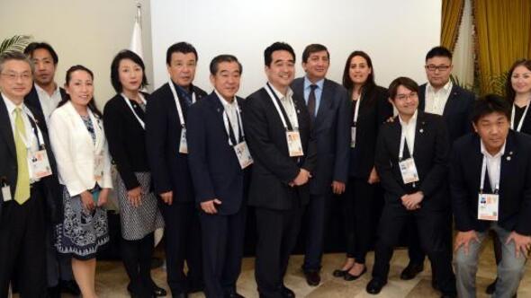 Japonya, EXPO 2016nın tecrübelerinden yararlanacak