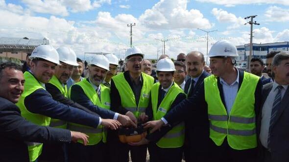 Türkiye'nin ilk güneş paneli tesisinin temeli atıldı