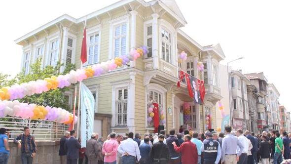 Edirne'de Kadın Sağlığı Merkezi açıldı