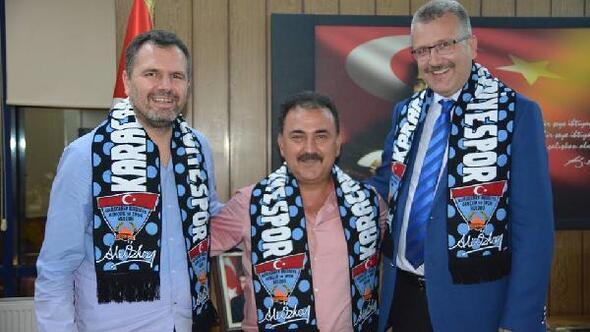 Karacabey Belediyespor kulüp satın aldı 3üncü Lige çıktı