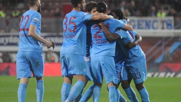 Trabzonsporun son maçta amacı: İyi futbol 3 puan