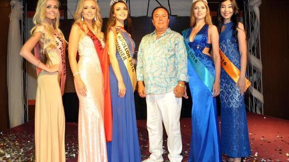 Miss Apollon Güzeli tacını, Rus Aibedullina Talia taktı