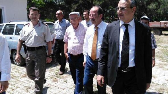 Gürkan 'Konacık Ve Şükür Yemeği' etkinliğine katıldı