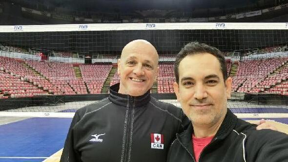 Arkasspor antrenörü Glenn Hoagun olimpiyat gururu