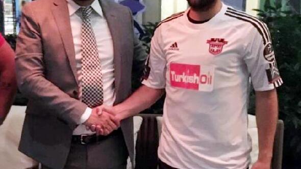 Gaziantepspor, Sergey Kislyakı renklerine bağladı