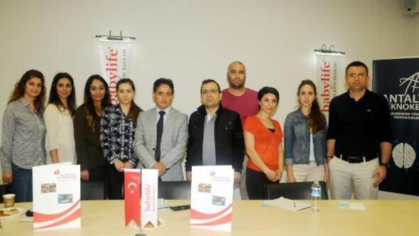 Akdeniz Üniversitesi Teknokentinde çalıştay