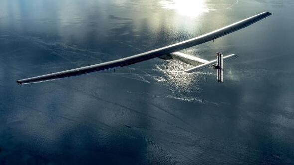 Solar İmpulse Türk Hava Sahasına yaklaşıyor