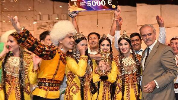 'Altın Karagöz' Türkmenistan'ın