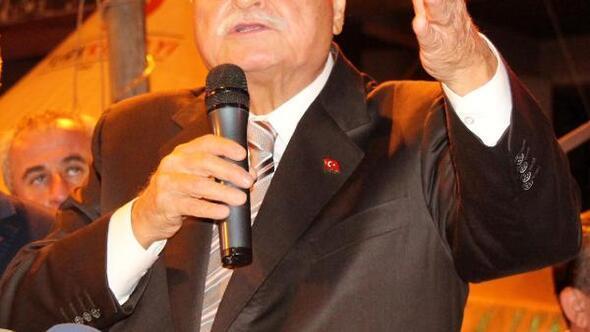 """Devlet eski bakanı Güzel: """"Bu milletin devrilmesi mümkün değil"""""""