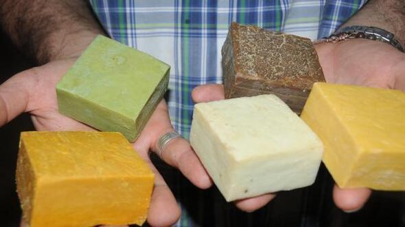 Cilt ve saç problemi yaşayanlar şifayı doğal sabunda arıyor