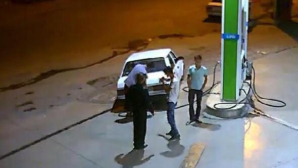 Kuru sıkı tabancalı 2 gaspçı tutuklandı