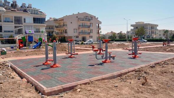 Yeni parka 15 Temmuz Demokrasi Parkı ismi verildi