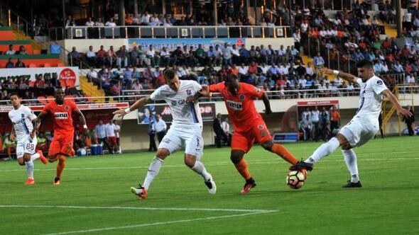 Aytemiz Alanyaspor-Trabzonspor: 3-0
