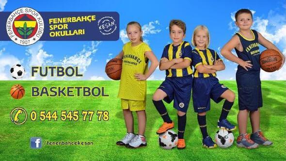 Fenerbahçe, Keşanda futbol okulu açıyor