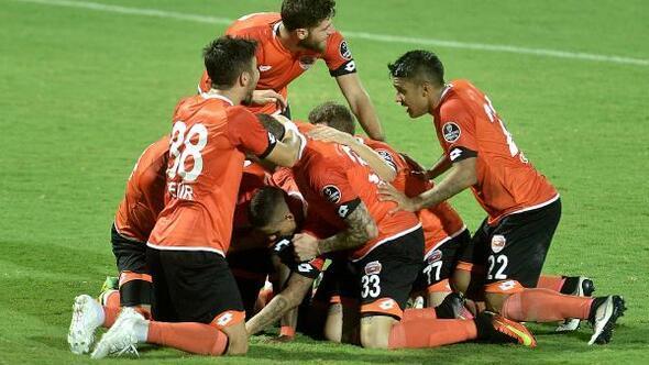 Adanaspor- Aytemiz Alanyaspor: 3-2