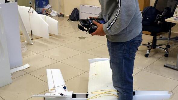 Gebzede insansız hava araçları yarışacak