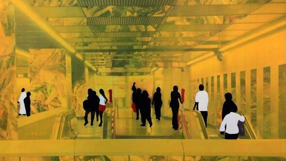 Sınır tanımayan sanatçılar Galeri Karada