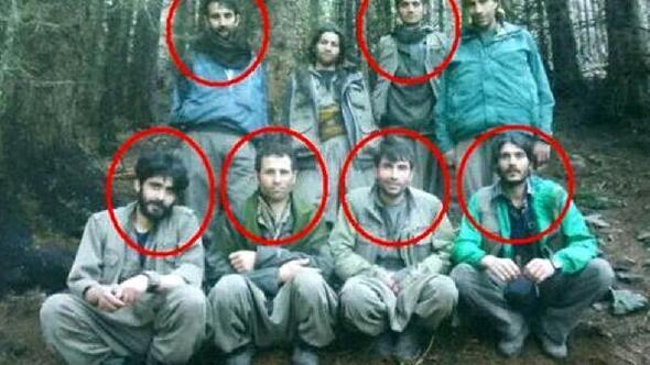 PKK'nın 'Karadeniz Açılım Grubu'na Karadenizde büyük darbe (2)