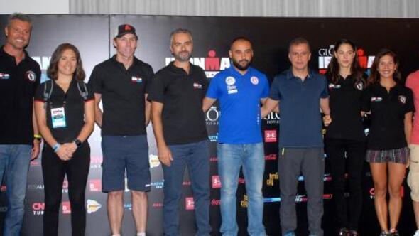 Gloria Ironman Turkey yarışı Belekte başlıyor