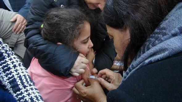 Öğrencilerin aşı korkusu
