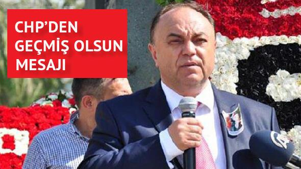 CHPden AK Partiye Geçmiş olsun mesajı