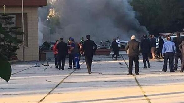 Adana Valiliğine bombalı araçla saldırı: 2 ölü, 33 yaralı (4) - yeniden