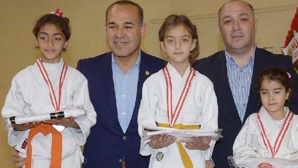 Adana'da judo heyecanı