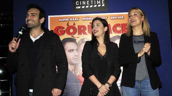'Görümce' filmine Antalya galası