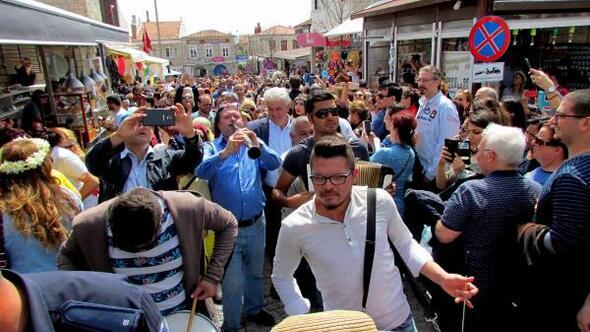 Başkan Dalgıç, Alaçatı Ot Festivali, alınan ödülle taçlanmış oldu