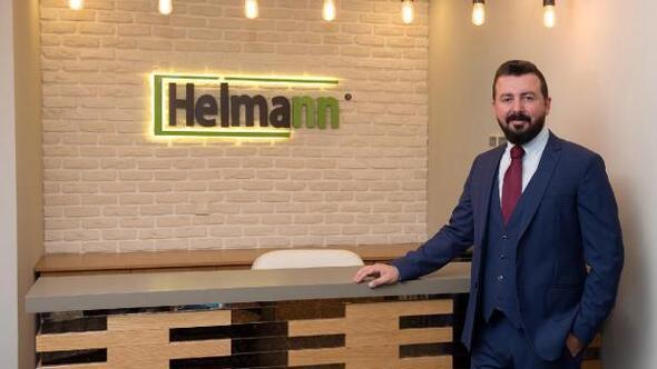 Türk Selman Avrupada Helmann oldu