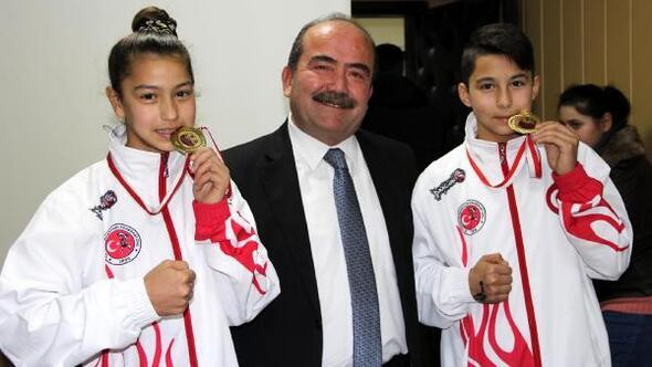 Antalya Muay Thai Open Cupta Mengenin gururu oldular