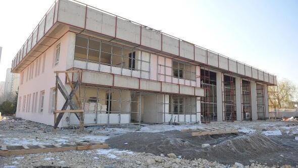 Başkente 3 yeni itfaiye merkezi