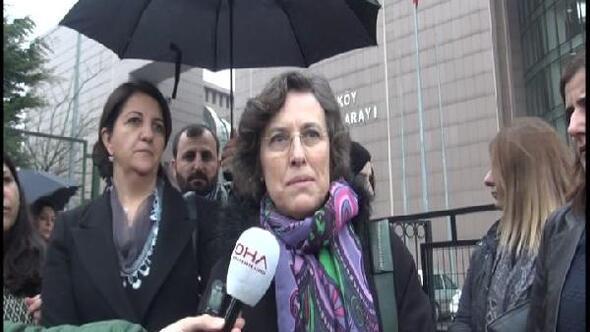 Demirtaş ve Önderin terör örgütü propangandası ndan yargılandığı dava